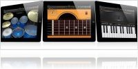 Apple : GarageBand for iPad - macmusic