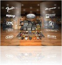 Plug-ins : IK Multimedia Introduces New Gear in the AmpliTube Custom Shop - macmusic