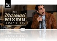 Evénement : Grand Concours Maserati Mixing Competition - macmusic