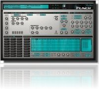 Instrument Virtuel : Punch V 1.01 - macmusic