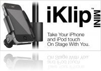 Music Hardware : Ik Multimedia iKlip MINI - macmusic
