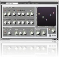Virtual Instrument : Loomer Shift Updated to V 2.20 - macmusic