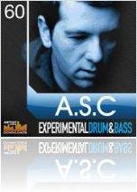 Virtual Instrument : Loopmasters A.S.C - Experimental Drum & Bass - macmusic