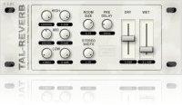 Plug-ins : TAL-Reverb-II updated to V1.61 - macmusic