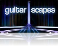 Virtual Instrument : Nucleus SoundLab presents GuitarScapes - macmusic