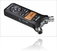 Audio Hardware : Tascam DR-07mkII - macmusic