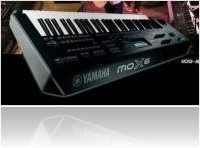 Music Hardware : Yamaha MOX 6 and 8 - macmusic