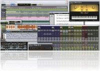 Computer Hardware : Pro Tools MP9 - macmusic