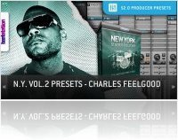 Virtual Instrument : Toontrack N.Y. Vol.2 Presets - Charles Feelgood - macmusic