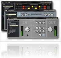 Plug-ins : Virsyn VTAPE 2.0 The Analog Tape Suite - macmusic