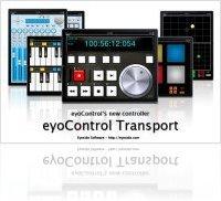 Music Software : EyoControl 1.2 for iPad - macmusic