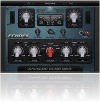 Plug-ins : Nomad Factory Présente ECHOES - macmusic