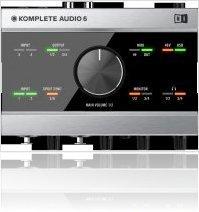 Informatique & Interfaces : Native Instruments Annonce KOMPLETE AUDIO 6 - macmusic