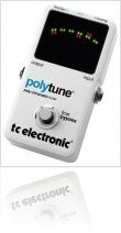 Music Hardware : TC Electronic updates the PolyTune™ pedal - macmusic