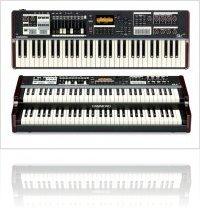 Matériel Musique : Hammond SK1 et SK2 - macmusic