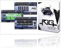 Virtual Instrument : RiG: Urban Workstation - macmusic