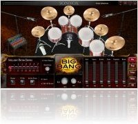 Virtual Instrument : Sonivox launches Big Bang - macmusic