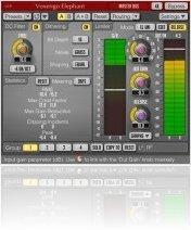 Plug-ins : Voxengo Elephant 3.8 Mastering Limiter Plugin Released - macmusic