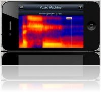 Music Software : IVoxel 1.4 - The Singing Vocoder for iPhone/iPad - macmusic