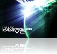 Virtual Instrument : Fisound releases Universal 120 v2.0 Rapture Expansion Pack - macmusic