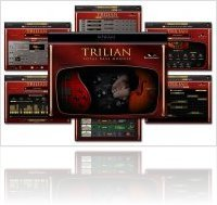 Instrument Virtuel : Spectrasonics Trilian Passe en Version1.4 - macmusic