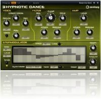 Virtual Instrument : Steinberg Releases Hypnotic Dance Sound Library - macmusic