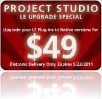 Plug-ins : McDSP LE to Native Special - macmusic
