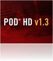 Matériel Musique : V1.3 Gratuite Pour Tous Les Multi-Effets Pod HD - macmusic