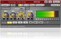 Plug-ins : Voxengo Tube Amp 2.3 - macmusic