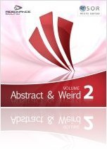 Instrument Virtuel : SoR ABSTRACT & WEIRD Vol.2 - macmusic