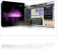 Logiciel Musique : Avid Pro Tools 10 - macmusic