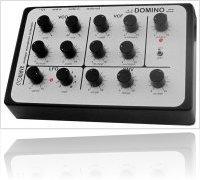 Music Hardware : Eowave Domino - macmusic