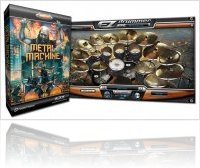 Virtual Instrument : Toontrack Metal Machine EZX - macmusic