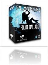 Virtual Instrument : Prime Loops Release Platinum Piano Ballads - macmusic