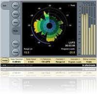 Plug-ins : TC LM6 Radar Loudness Meter AAX Plug-in - macmusic