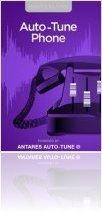 Plug-ins : Antares Annonce Auto-Tune Phone - macmusic
