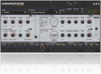 Instrument Virtuel : Applied Acoustics Systems Présente Chromaphone - macmusic