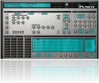 Virtual Instrument : Rob Papen Updates Punch to V1.02 - macmusic