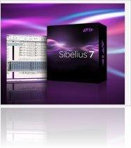 Logiciel Musique : Avid Présente Sibelius 7 - macmusic