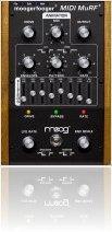 Plug-ins : Moog Annonce un controleur VST Gratuit pour la MIDI MuRF - macmusic