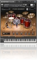 Virtual Instrument : Native Instruments Announces STUDIO DRUMMER - macmusic