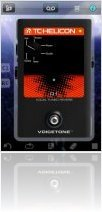 Plug-ins : TC-Helicon Ajoute de Nouvelles Options à VoiceJam App - macmusic