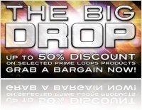 Virtual Instrument : Prime Loops Announce 'The Big Drop' Sale - macmusic