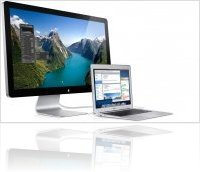 Apple : Apple Thunderbolt Display 27' - macmusic