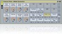 Virtual Instrument : Francis Preve Ableton Preset: Mattel Synsonics - macmusic