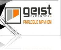 Instrument Virtuel : Geist Expander: Analogue Mayhem - macmusic