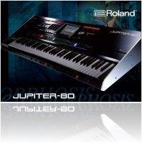 Matériel Musique : Les Démos du Jupiter-80 Roland démarrent aux US - macmusic