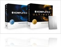 Virtual Instrument : Native Instruments Releases KOMPLETE 8 and KOMPLETE 8 ULTIMATE - macmusic