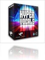 Virtual Instrument : Prime Loops Release Hyper Vocals - macmusic