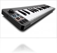 Informatique & Interfaces : Avid Annonce le M-Audio Keystation Mini 32 - macmusic